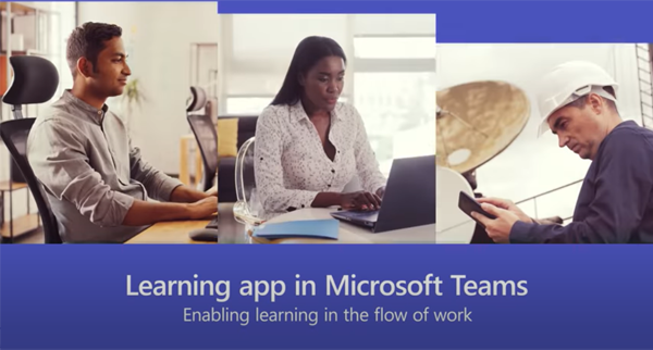 Microsoft Teams and Workflow Learning