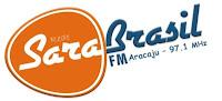 Rádio Sara Brasil 97,1 de Aracaju SE