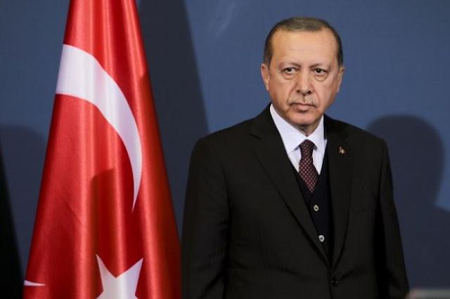 Ερντογάν: Είμαστε έτοιμοι να μπούμε στη Συρία