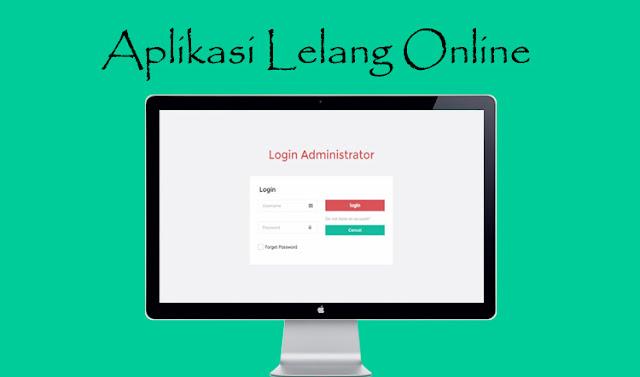Aplikasi Lelang Online Berbasis Web
