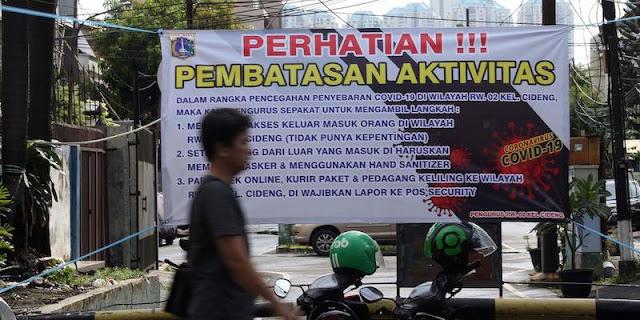 Ada 122 Kabupaten/Kota Di Jawa-Bali Terapkan PPKM Darurat, Ini Rinciannya