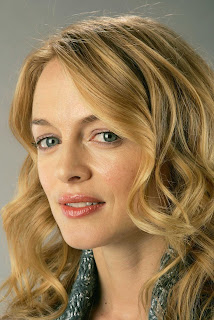 Heather Graham Stunning Face With Smile