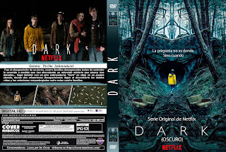 DARK  2019 [COVER – SERIE – DVD+BLU-RAY]
