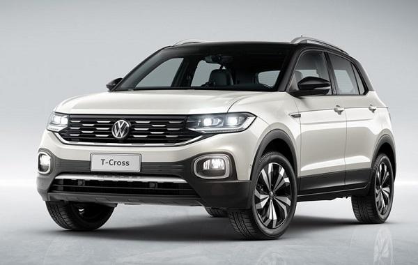 Volkswagen T-Cross Style Edition