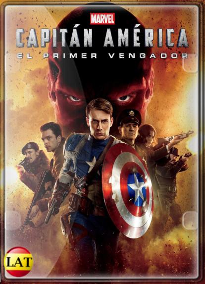 Capitán América: El Primer Vengador (2011) DVDRIP LATINO