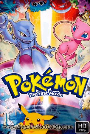 Pokemon La Pelicula [1080p] [Latino-Japones] [MEGA]