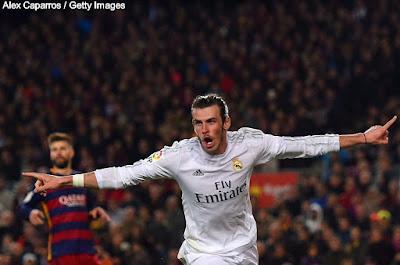 ارقام غاريث بيل مع ريال مدريد
