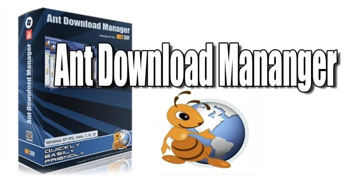 Serial Key: Ant Download Manager PRO 1.2.4 Build 35871 + Patch