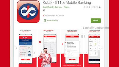 Block Kotak Debit Card using Kotak 811 App