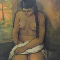 Felipe Cossío del Pomar pintura figurativa