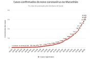 Apenas quatro municípios não têm casos confirmados de Covid-19 no Maranhão, diz SES