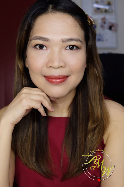 a photo of K-Palette Lasting Semi-Matte Lip Tint Stick shade 03 Orange Sunset
