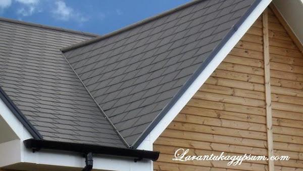Bahan Material Pembuatan Atap