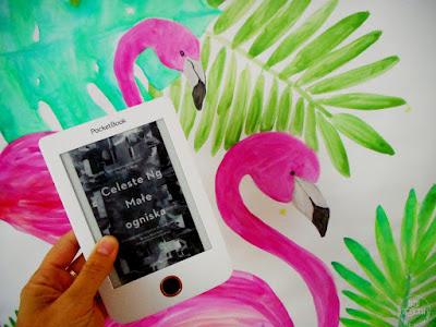 książka flamingi