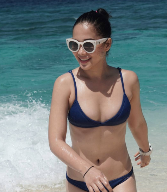 IN PHOTOS: Local Female Celebrities Who Are Oozing With Sexiness On Their Sexy Bikinis