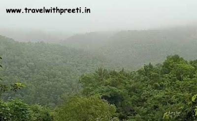 रजत प्रपात पचमढ़ी - Silver falls pachmarhi | Rajat prapat pachmarhi