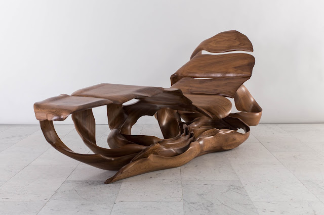 The Architecture Of Nature   The Unnatural Furniture Of Marc Fish