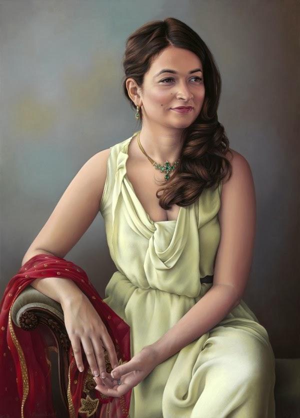 Artospective: Hyper Realistic Figurative Paintings by ... |Realistic Figurative Painting