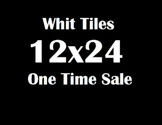 white tiles 12x24 sale sale
