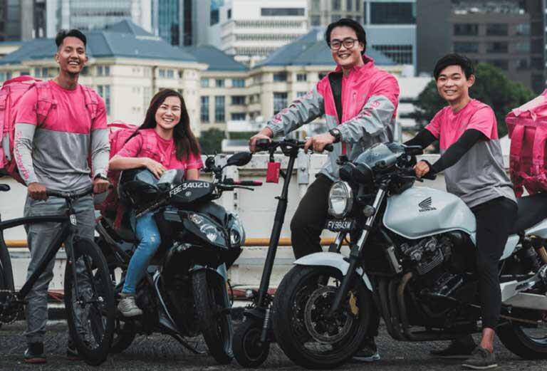 Foodpanda Malaysia riders