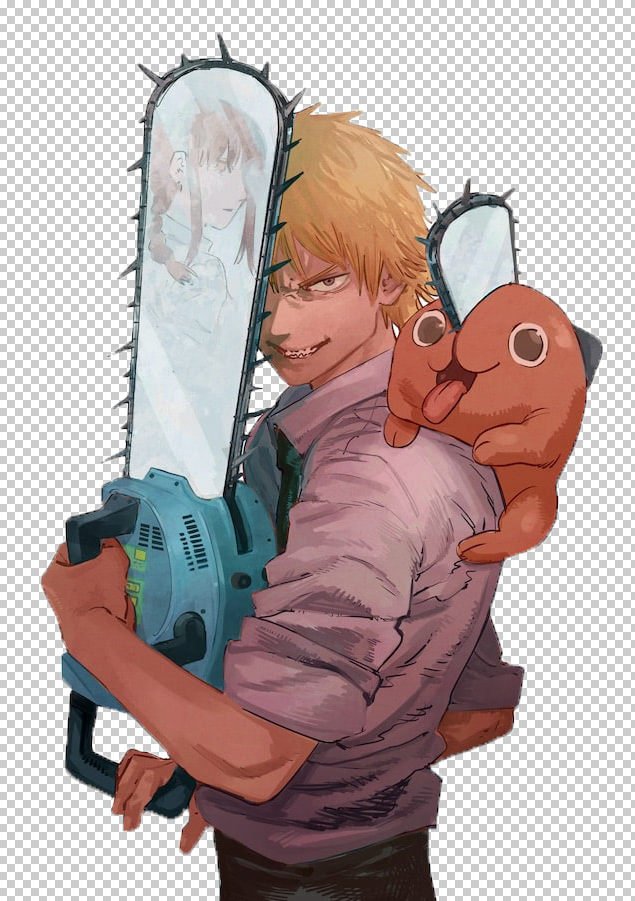 Denji Png Transparent Chainsaw Man Download