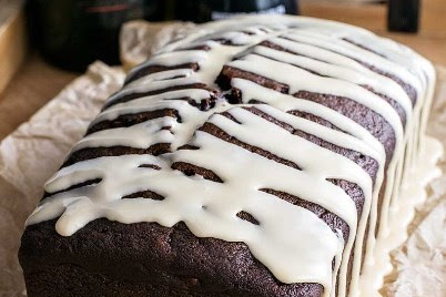 BAILEYS DARK CHOCOLATE GUINNESS BREAD