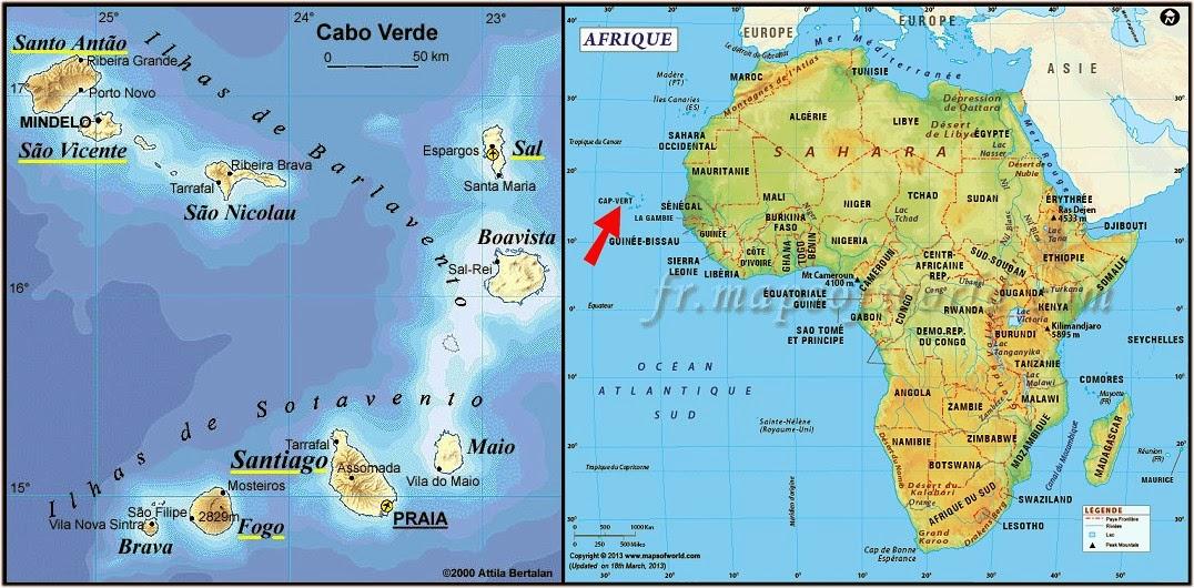 Carte Senegal Cap Vert.Olivier Guix Accompagnateur De Vos Aventures 17 24 Nov