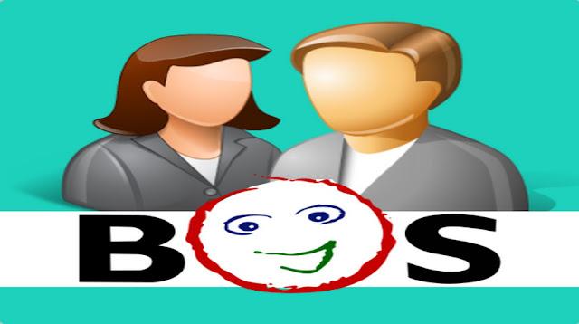 Akun Kepala Sekolah dan Bendahara BOS