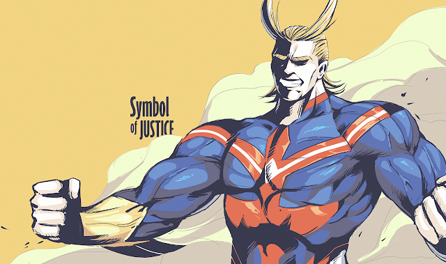 all might wallpaper 3