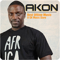 Akon - Best Offline Music Apk free Download for Android