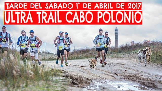 Ultra Trail Cabo Polonio (60k, 42k, 21k, 10k, Rocha, 01/abr/2017)