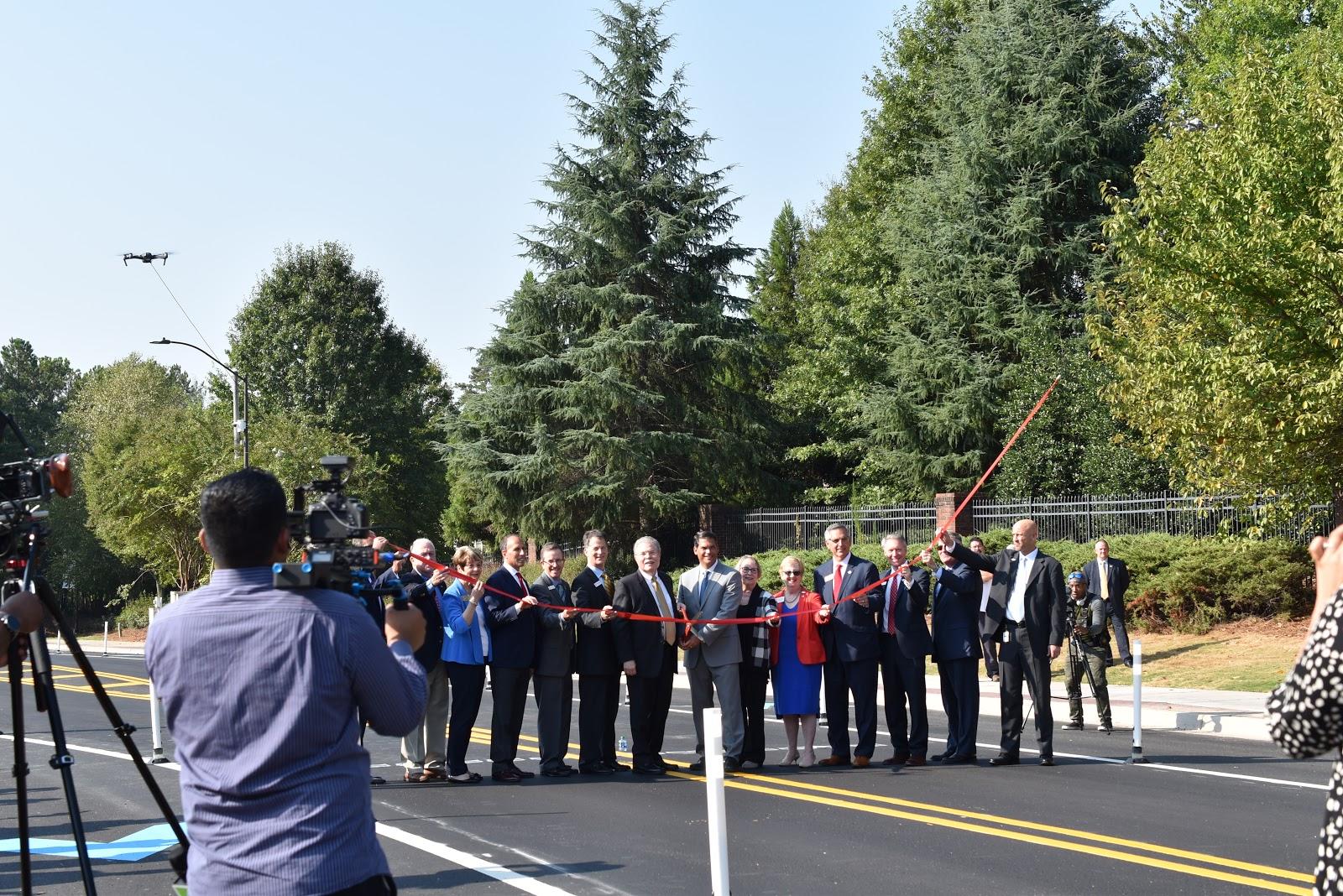 America's First 5G-Powered Smart City, Peachtree Corners Georgia