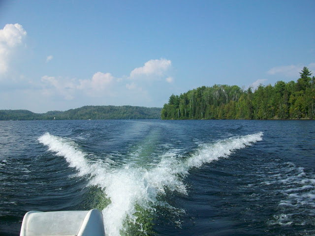 Lake Boating