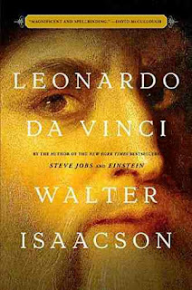 The Life and Work History of Leonardo da Vinci - Walter Isaacson's Book