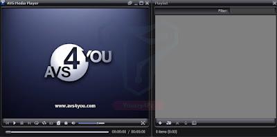 برنامج AVS Media Player