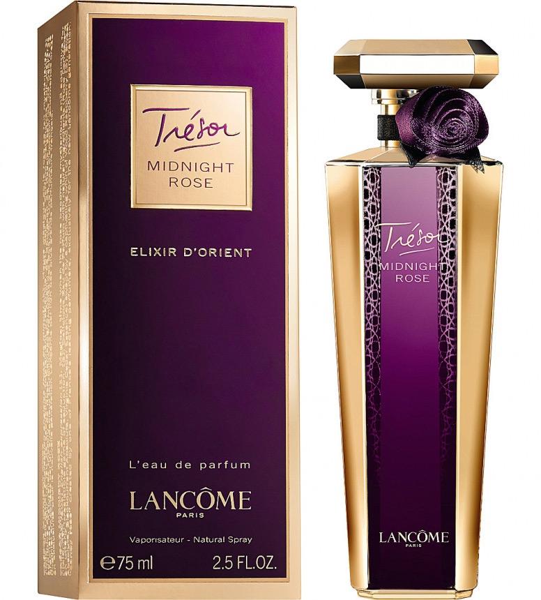 Lancôme Trésor Midnight Rose Elixir D'Orient EDP