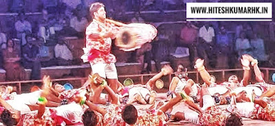 पंथी छत्तीसगढ़ की पारम्परिक नृत्य(छ. ग.)