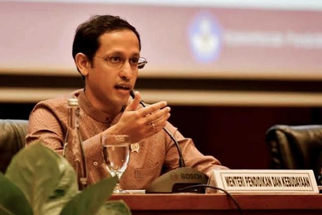 Menteri pendidikan dan kebudayaan