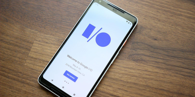 Google-app-I-O-2018