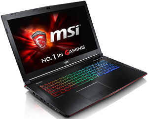 best msi gaming laptop msi ge72
