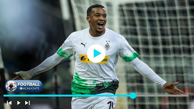 Borussia M'gladbach vs Mainz 05 – Highlights