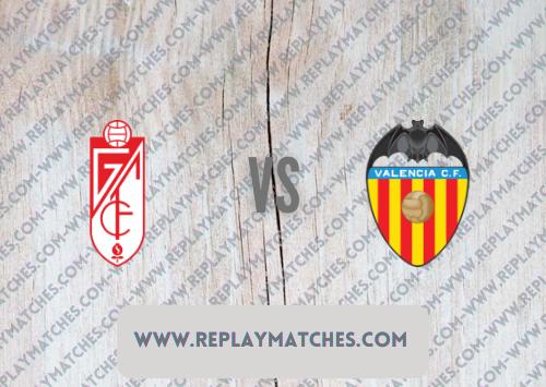 Granada vs Valencia -Highlights 21 August 2021