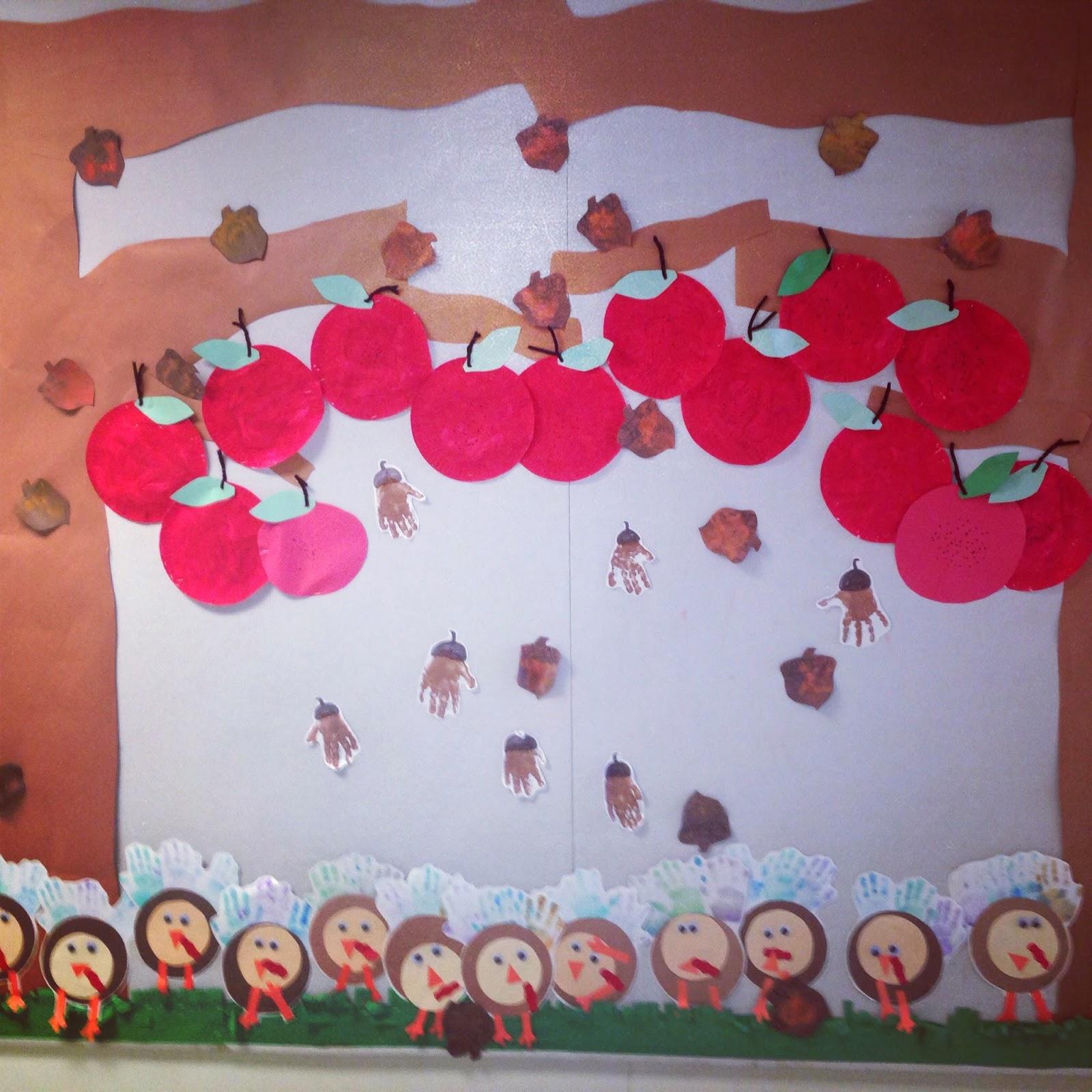 teaching ideas for preschool teachers november 2014