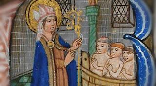 Sfântul Nicolae: O poveste de groază și miracole franceză