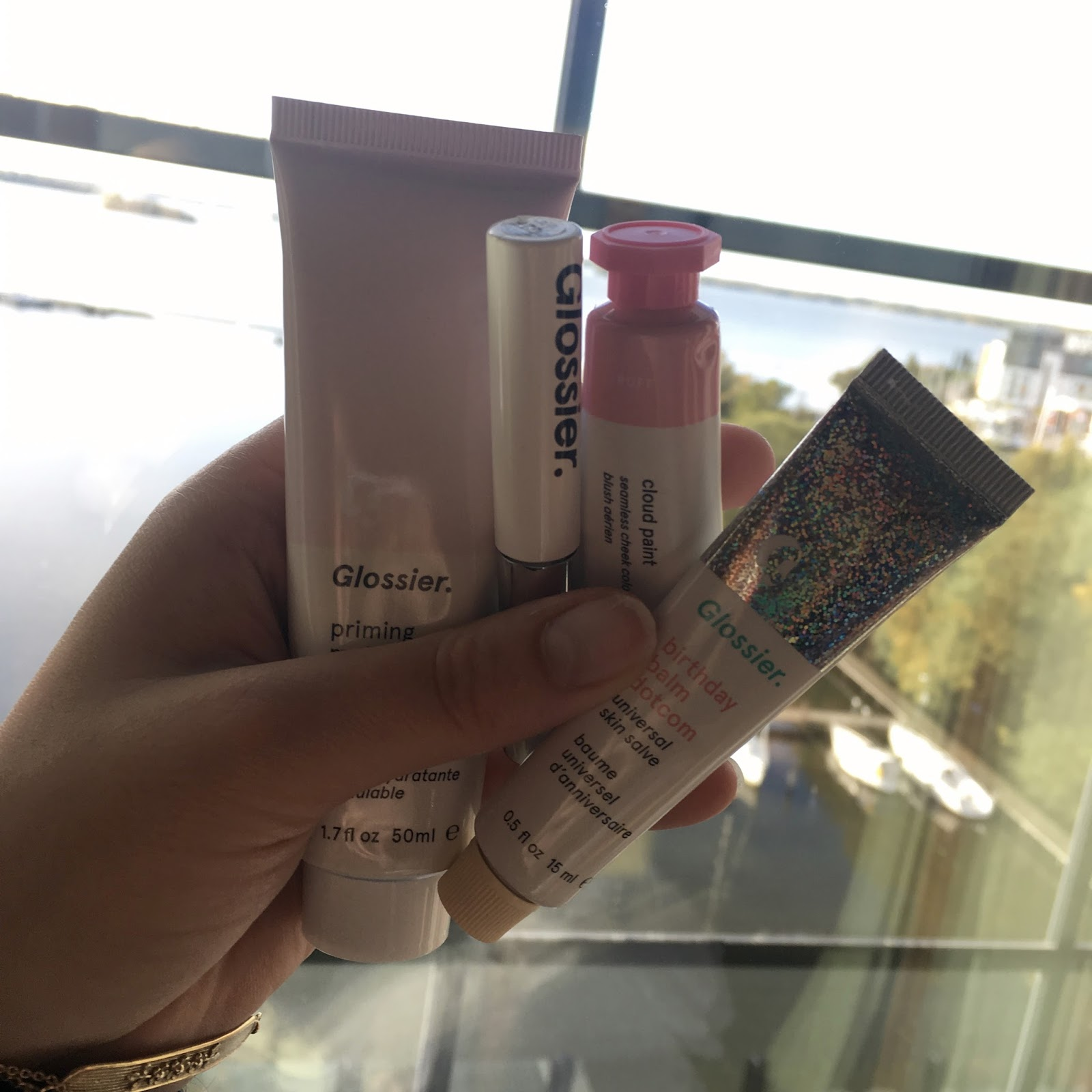 Glossier favourites
