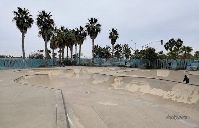 Skate park San Diego Robb Field