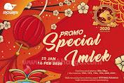 Promo Snowbay Spesial IMLEK 25 Januari - 16 Februari 2020