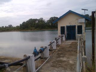 pintu-air-Waduk-Sekanak-Belakang-padang-Kepulauan-Riau