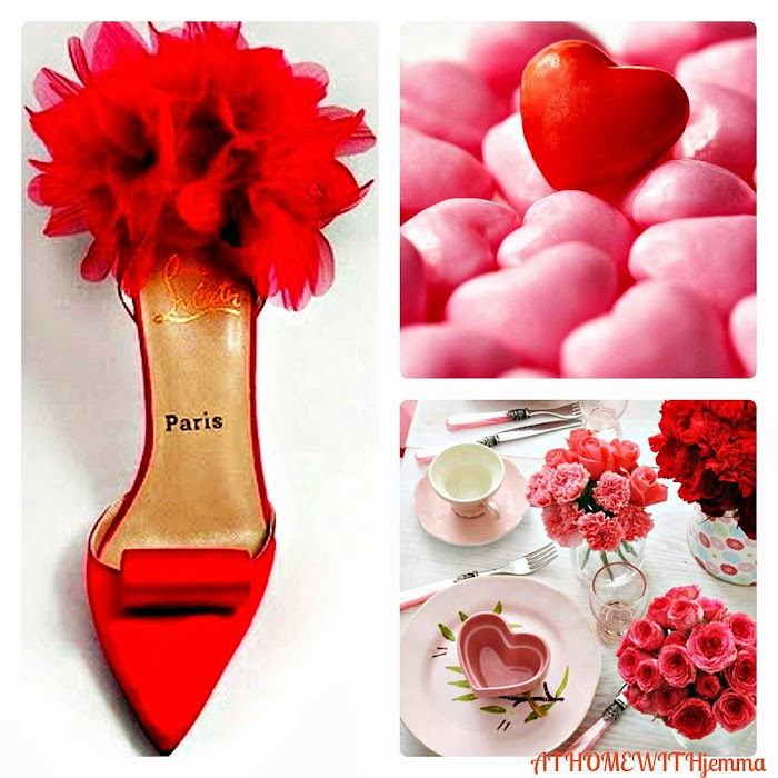 Fashion Friday-Valentine's Day