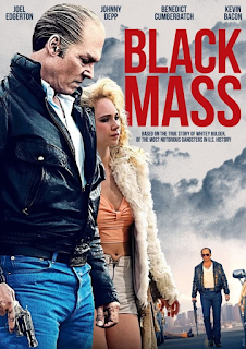 Black Mass (2015) movie review, johnny depp